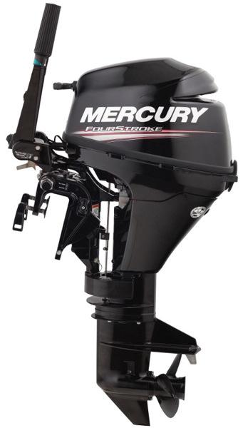 Motore Mercury 8 cv