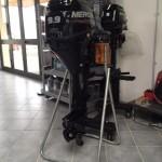 Motore mercury f 9.9 elh ct