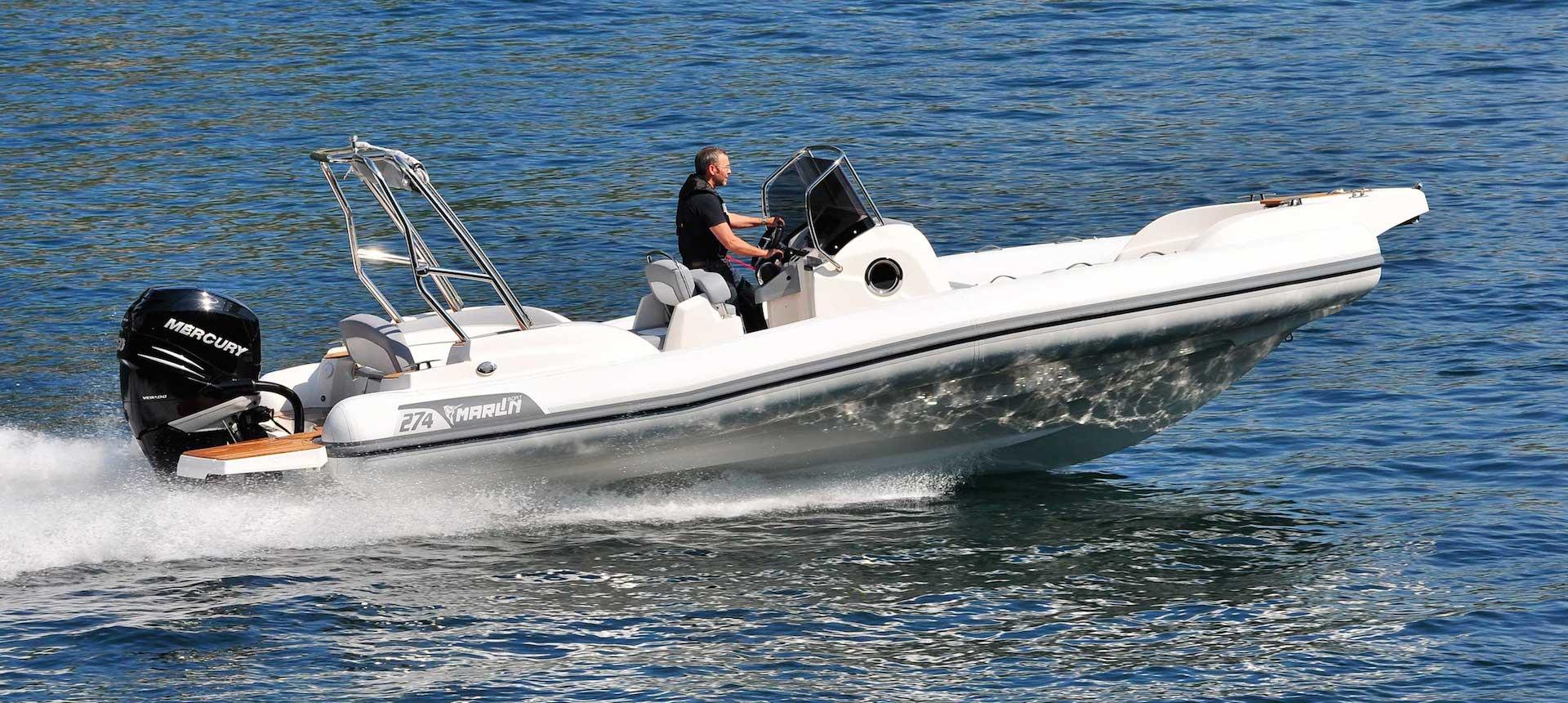 Marlin 274 Fuoribordo: PRONTA CONSEGNA