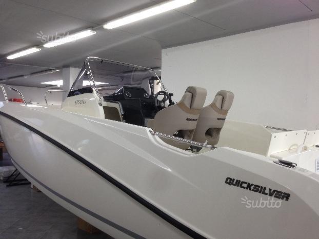 Quicksilver Activ 675 Open new