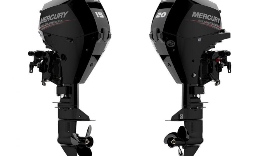 Motore Mercury 15 cv