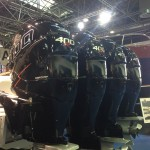 Motore Mercury 400R