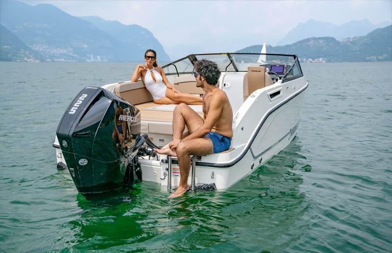 Quicksilver Activ 675 Cruiser in pronta consegna