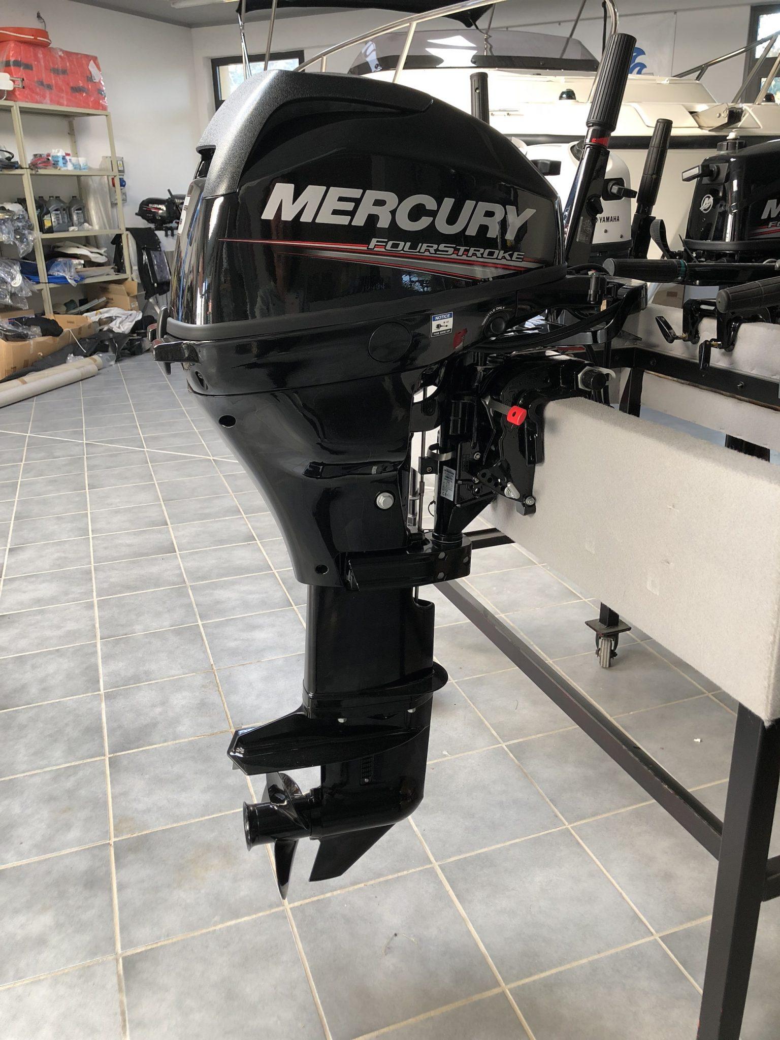 Mercury 15 cv MH MLH