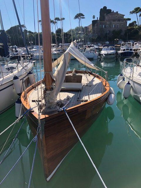 Cat boat originale