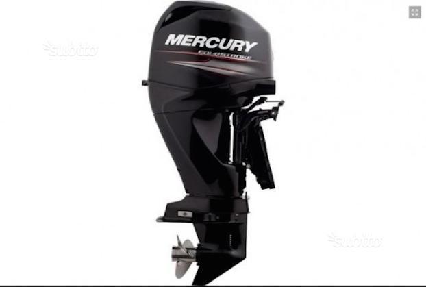 Mercury F40 efi elpt orion smart pack