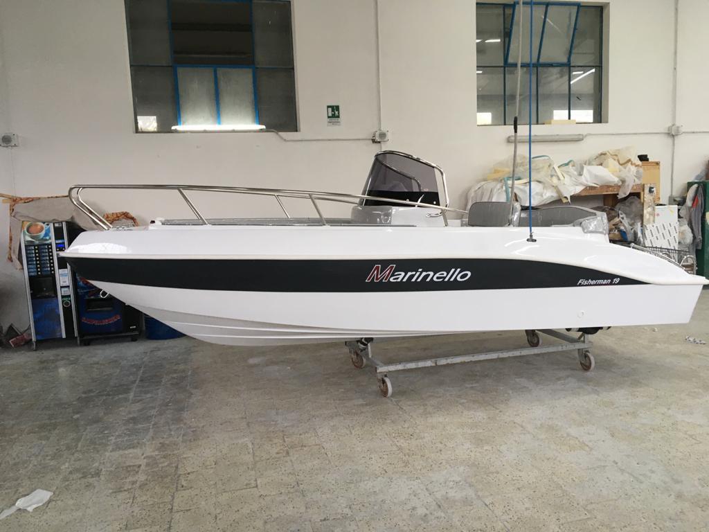 Marinello 19 fisherman per stagione 2022