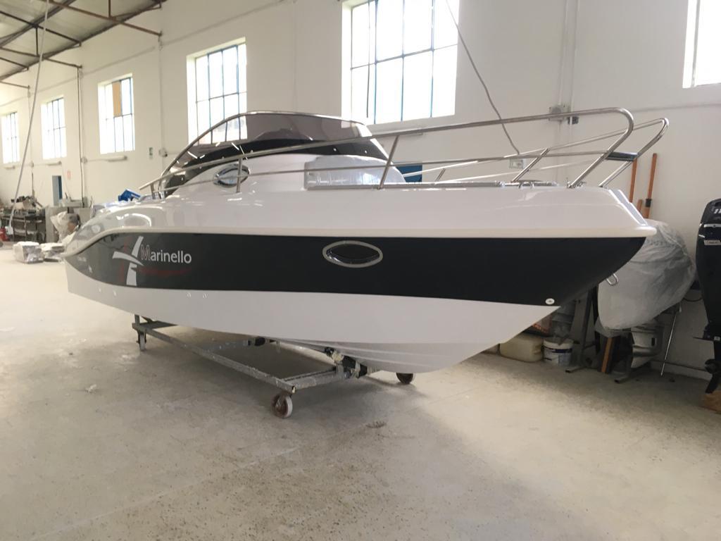 Marinello 650 cabin nuova 2020