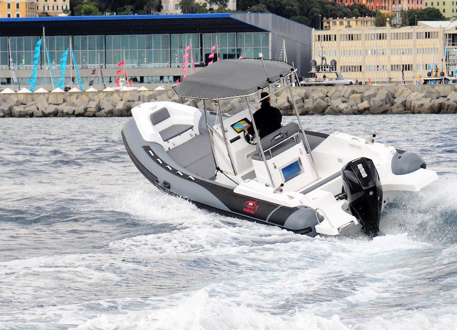 Master 699 Fishing Demo Salone Genova