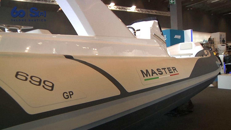 Gommone Master 699 GP per stagione 2022